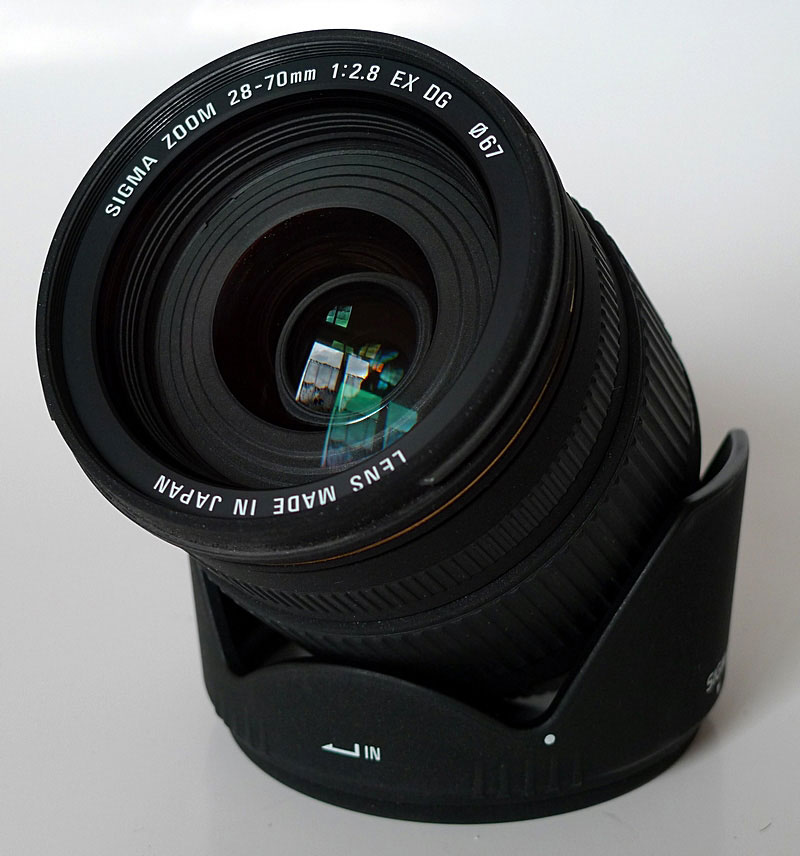 [VDS] Monture Sony/Minolta AF : objectifs Sigma EX + flash 28-70