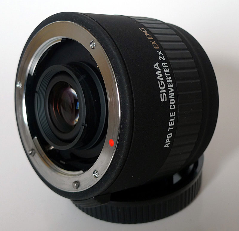 [VDS] Monture Sony/Minolta AF : objectifs Sigma EX + flash TC20